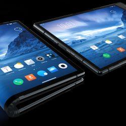 smartphone flexível