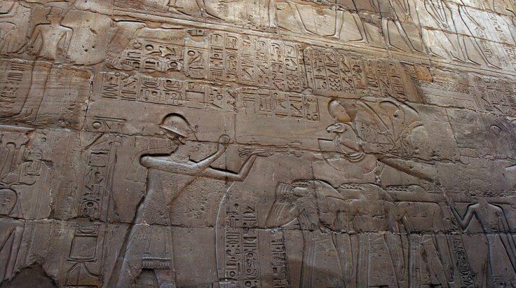 egípcia